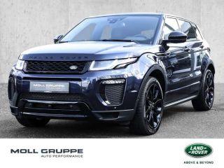 Land Rover Range Rover Evoque 2017 Benzine