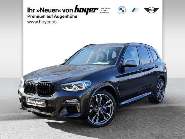 BMW X3 M 2019 Benzine