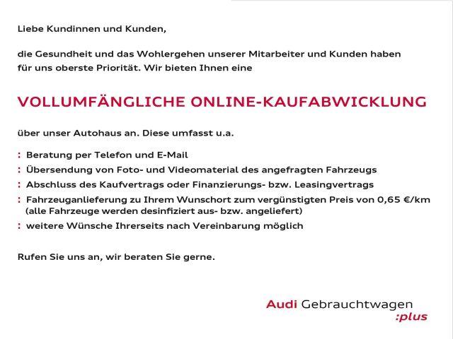 Audi A5 Sportback 40TDI quat S line HUD B&O MATRIX