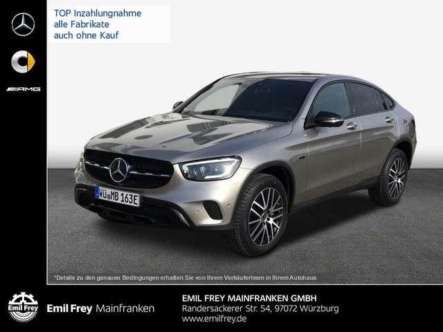 Mercedes-Benz GLC 300 2021 Hybride / Diesel