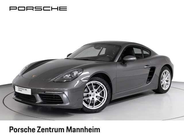 Porsche Cayman 2017 Benzine