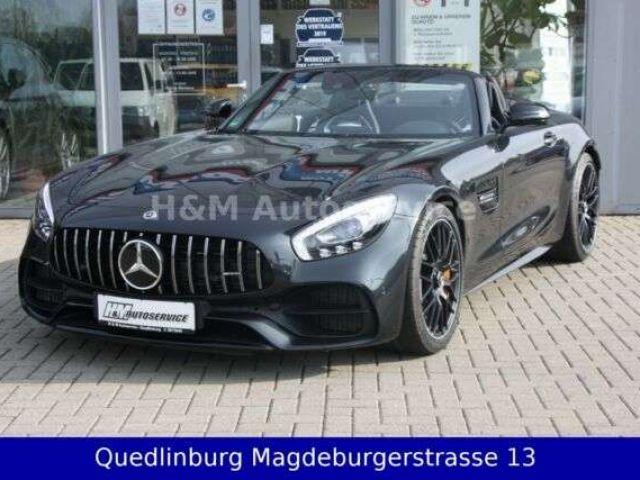 Mercedes-Benz AMG GT 2019 Benzine