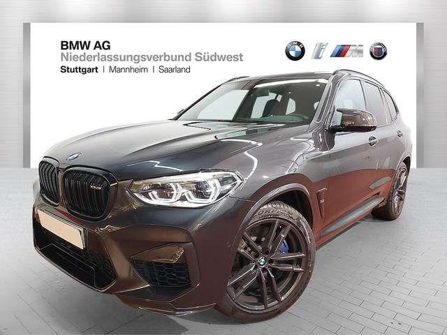 BMW X3 M 2021 Benzine