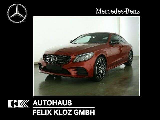 Mercedes-Benz C 400 2020 Benzine