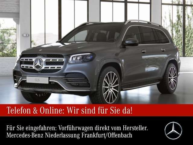 Mercedes-Benz GLS 450 2021 Benzine