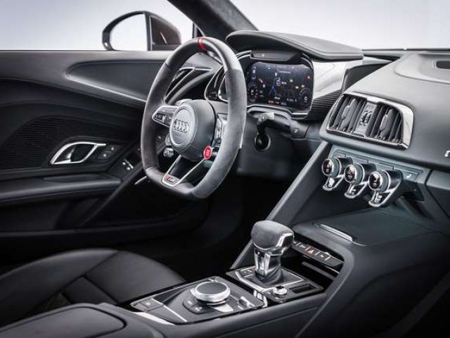 Audi R8 Coupé V10 performance qu.S tr. LED PDC NAVI