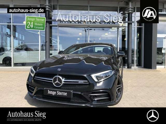 Mercedes-Benz CLS 53 AMG 2020 Benzine