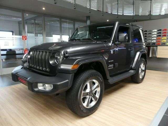 Jeep Wrangler 2021 Benzine