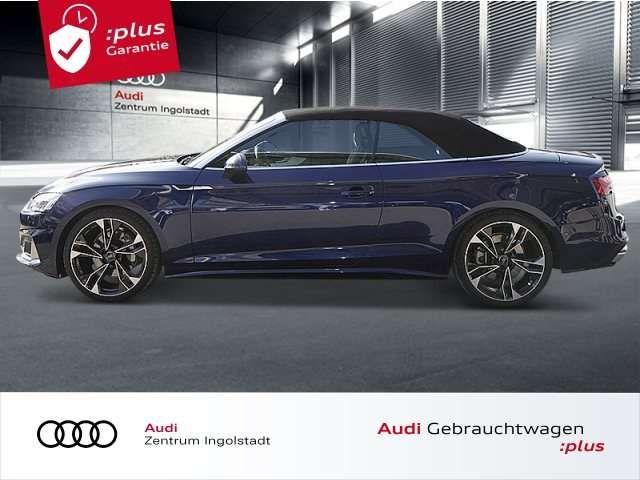 Audi A5 Cabriolet 45 TFSI qu S line S-Sitze Advanced