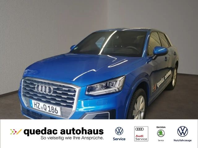 Audi Q2 1.5 TSI LED NAVI 35 TFSI sport (EURO 6d-TEMP)