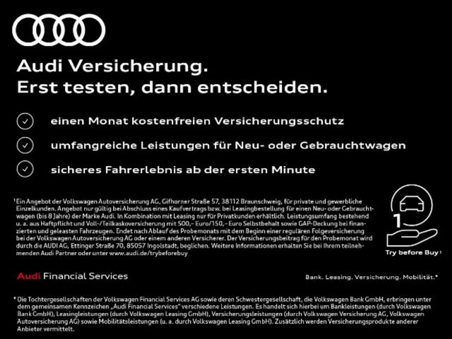 Audi A5 45 TFSI qu. Advanced B&O Virtual pl