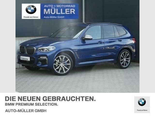 BMW X3 M 2018 Benzine