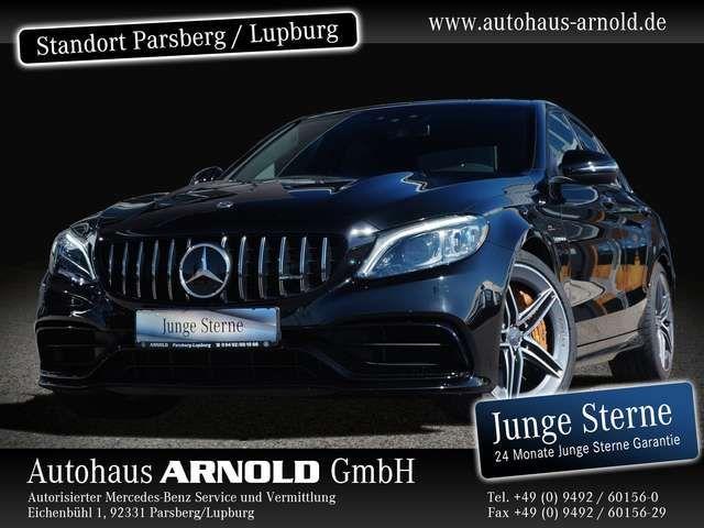 Mercedes-Benz C 63 AMG 2019 Benzine