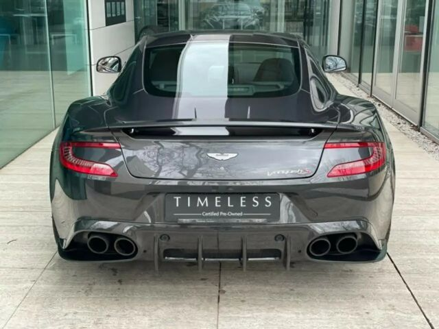 Aston Martin Vanquish S 6.0 Garantie bis Jan. 2023