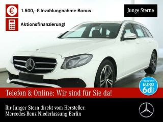Mercedes-Benz E 220 2020 Diesel