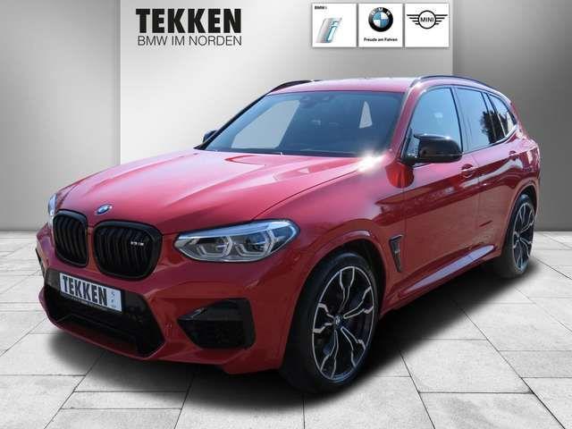 BMW X3 M 2020 Benzine