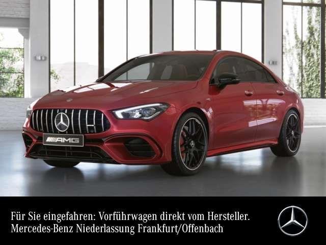 Mercedes-Benz CLA 45 AMG 2021 Benzine