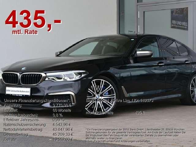 BMW M5 2018 Diesel