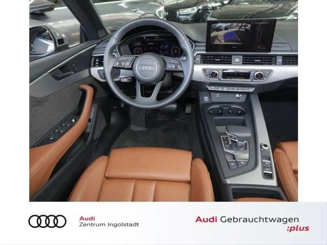 "Audi A5 Cabriolet 40 TFSI S line MATRIX ACC 19"" B&O DAB S"