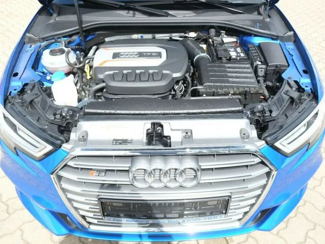Audi S3 Cabriolet 2.0 TFSI S tronic quattro LED Navi