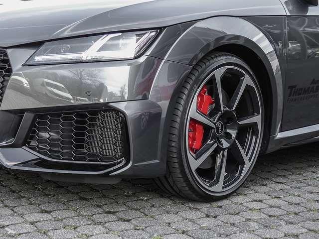 Audi TT RS TTRS Coupé S tronic+RS-SPORTABGASANLAGE+NAVI+B+O