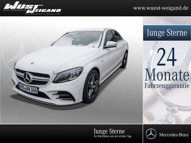 Mercedes-Benz C 43 AMG 2021 Benzine