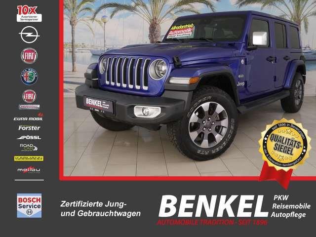 Jeep Wrangler 2020 Benzine