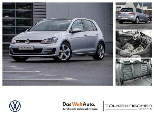 Volkswagen Golf GTI 2017 Benzine