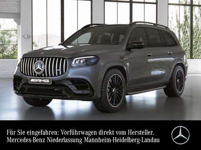 Mercedes-Benz GLS 63 AMG 2021 Benzine