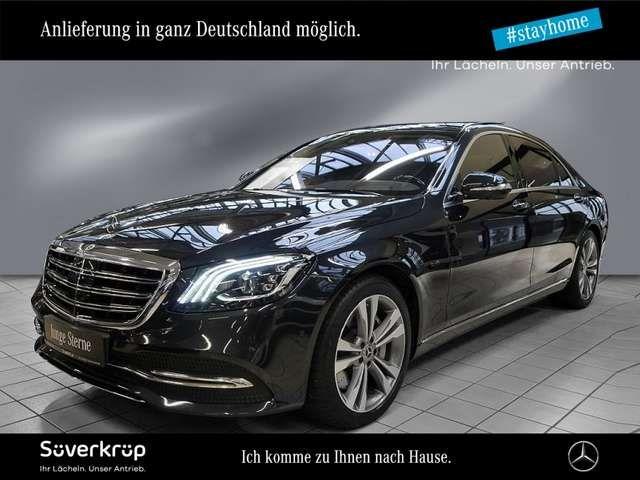 Mercedes-Benz S 560 2020 Hybride / Benzine