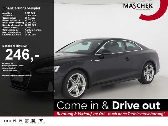 Audi A5 Coupé Advanced 40 TDI quat Navi virtualcpt Leder K