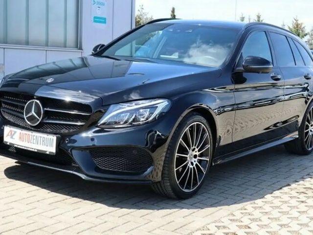 Mercedes-Benz C 400 2018 Benzine