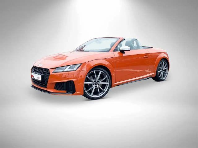 Audi TTS quat. TFSI Matrix Navi B+O S-Sitze