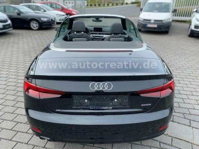 Audi A5 Cabriolet quattro Matrix B&O Leder Memory
