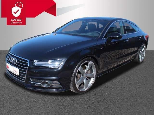 Audi A7 Sportb.3.0 TDI competition LED HEADUP LEDER SD FK
