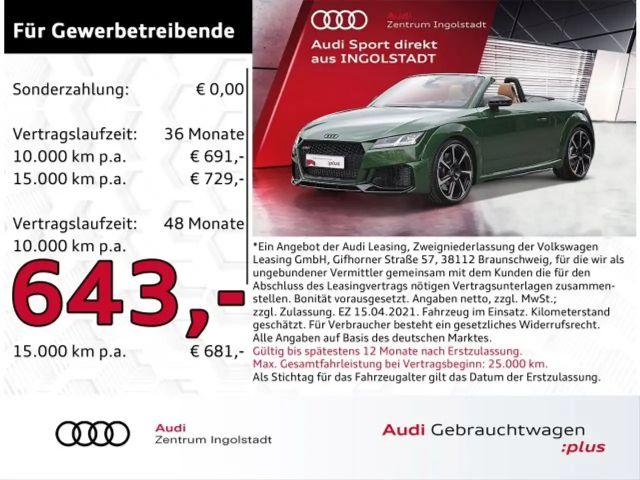 Audi TT RS 2021 Benzine