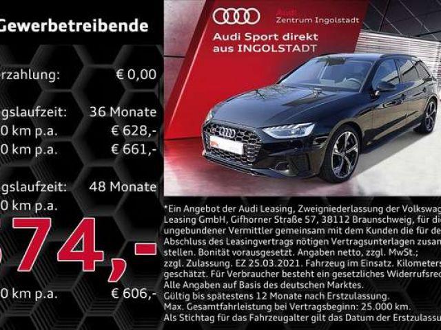 Audi S4 2021 Diesel