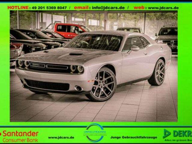 Dodge Challenger 2018 Benzine