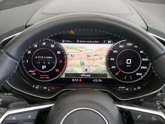 Audi TT Roadster 45 TFSI S tro./S line/LED/NAVI+/virt.