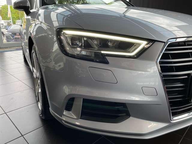 Audi A3 Cabrio 1.4 TFSI S tronic LED NAVI NACKENHEIZ