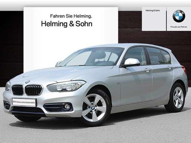BMW 116 2018 Benzine
