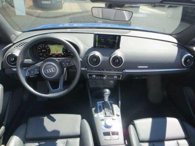 Audi A3 Cabriolet 35 TFSI sport Leder Led Navi
