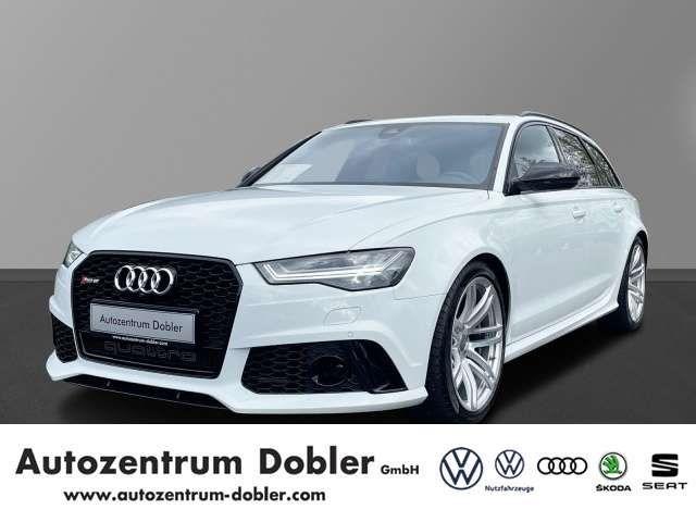 Audi RS6 2018 Benzine
