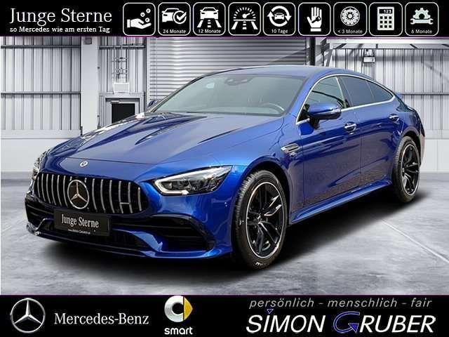 Mercedes-Benz AMG GT 2018 Benzine