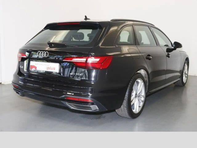 Audi A4 Avant 40 TDI advanced Tour AHK Bluetooth LED