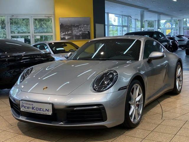 Porsche 992 2019 Benzine