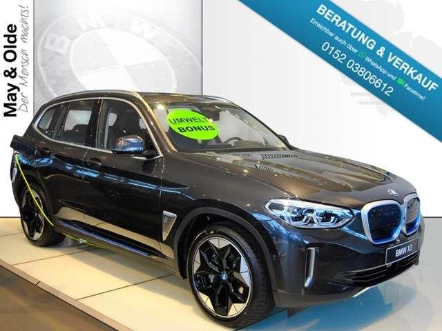 BMW iX3 2021 Elektrisch