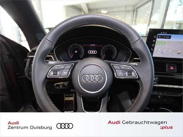 Audi A5 Cabriolet 50 TDI quattro S line tiptronic AHK