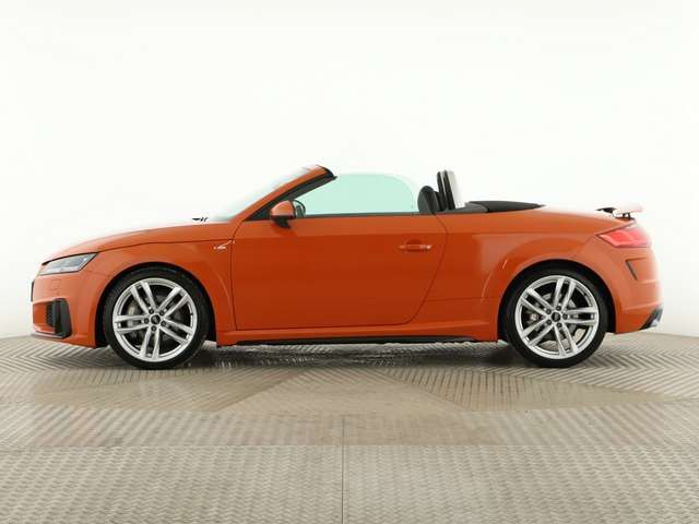 Audi TT Roadster 45 TFSI S-Line *Virtual Cockpit*Leder*Na