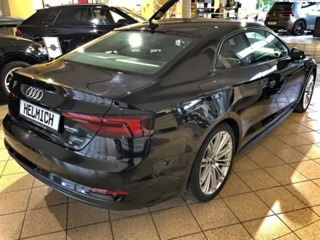 Audi A5 Coupé 2.0 TDI quattro S-Tronic S-Line B+O Navi
